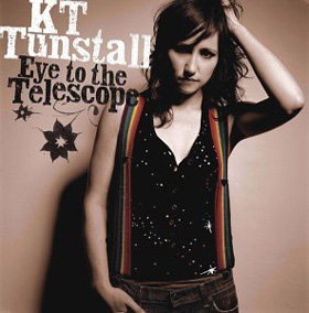 KT Tunstall - Eye to the telescop